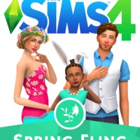 The Sims 4: Spring Fling Stuff