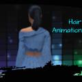 The Sims 4: Hair Animation Mod
