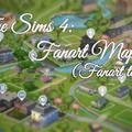 The Sims 4: Fanart Maps - Fanart térképek
