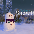 The Sims 4: Snow Mod
