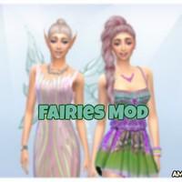 The Sims 4: Fairies Mod