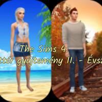 The Sims 4: CAS háttér gyűjtemény II. - Évszakok