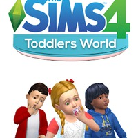 The Sims 4: Toddlers World Stuff Pack
