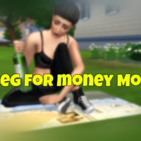 The Sims 4: Beg for money Mod