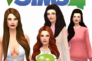 The Sims 4: Paradise Stuff Pack
