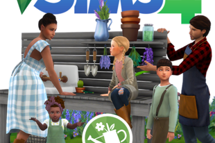 The Sims 4: Cottage Garden Stuff Pack