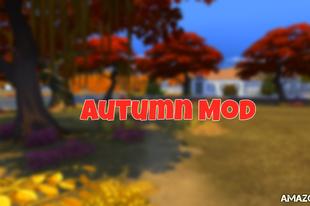 The Sims 4: Autumn Mod