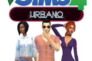 The Sims 4: Urbano Stuff Pack