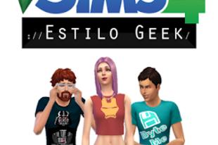 The Sims 4: Estilo Geek Stuff Pack