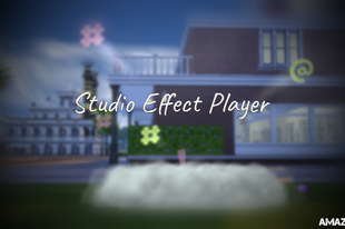 The Sims 4: Studio Effect Player