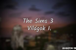 The Sims 3: Világok I.