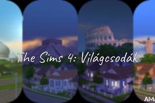 The Sims 4: Világcsodák