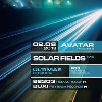 Solar Fields @ R33 & Akvárium