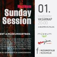 Nyárzáró Sunday Session @ Múzeumkert