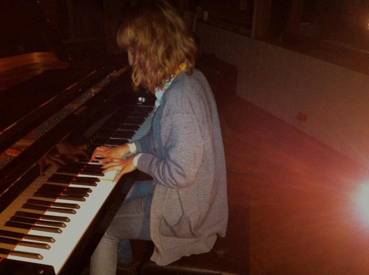 Sophie Hutchings - Night Sky recording session.jpg