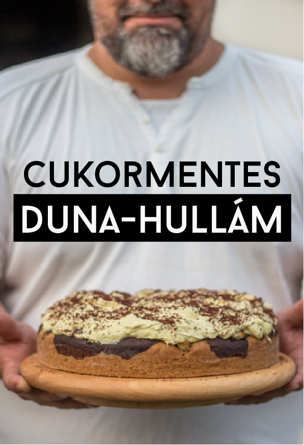 Cukormentes Duna-hullám