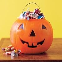 ...édességek Halloween éjjelén...