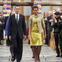 Obama átvette a Nobel békedíjat...