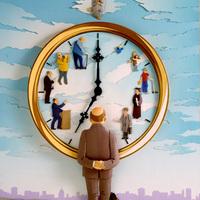 Az idő ...