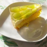 Szőlős sütemény...