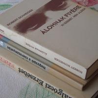 Az utolsó három könyv...