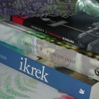Könyvek és levendula...
