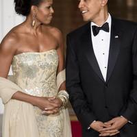 Michelle Obama gyönyörű volt ...