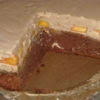 Kapucsínó torta...