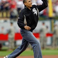 Obama és a sport...