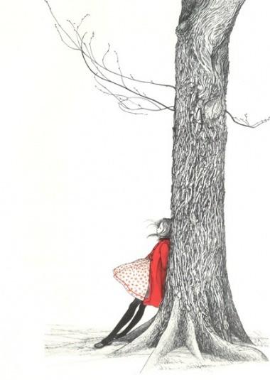 1000drawings:  Nancy Ekholm Burkert