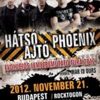 Evolúciós Lemezbemutató Túra 2012 - Rocktogon