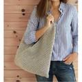 Egyszerű horgolt táska