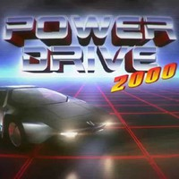 PowerDrive 2000 //Retro Neon Racing
