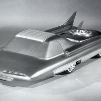 Retro: A nukleáris autó!