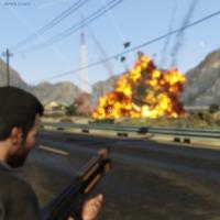 GTA V - Overhaul Explosions