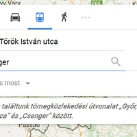 Útvonaltervezés? Jobb mint a Google Maps?