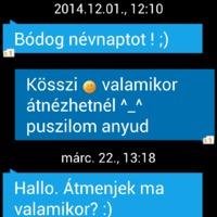 GO SMS Pro - Windows Phone Téma Androidra!