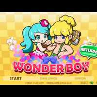 WonderBoy Returns HD REMAKE 2018 [PC]