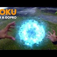 Goku napja GoPro kamerával