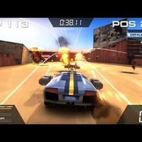 Burnin Rubber 5 HD PC/Windows WITH UNLOCKED CARS AND STAGES +MONEY & UPGRADES!!!