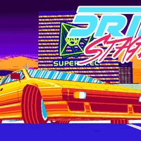 Drift Stage //8-bit Racing Game