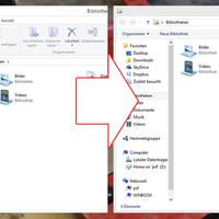 Nincs több Ribbon(szalag) a Windows intézőben(sajátgép)!