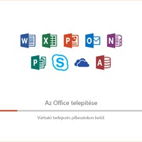 Microsoft Office 2016 Pro Plus HUN-Magyar