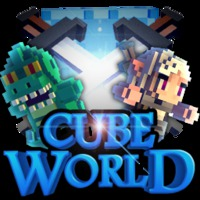 Cube World GS Edition - Minecraft trónfosztó RPG!