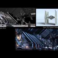 Star Wars VII: Az Ébredő Erő - Effektek előtt és után!