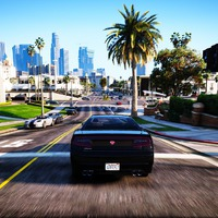 GTA V - Reduced Colour Grading for Character Abilities