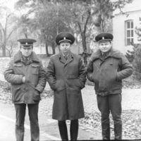 Kecskeméti szovjet laktanyák története - 2. rész