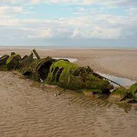 II. világháborús tengeralattjárók az Aberlady-öbölben