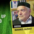 Mukhmed Gazdiev - az Emberi Jogi Védelmezők csapatának tagja
