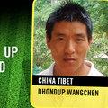 Dhondup Wangchen - Az Emberi Jogi Védelmezők csapatának tagja